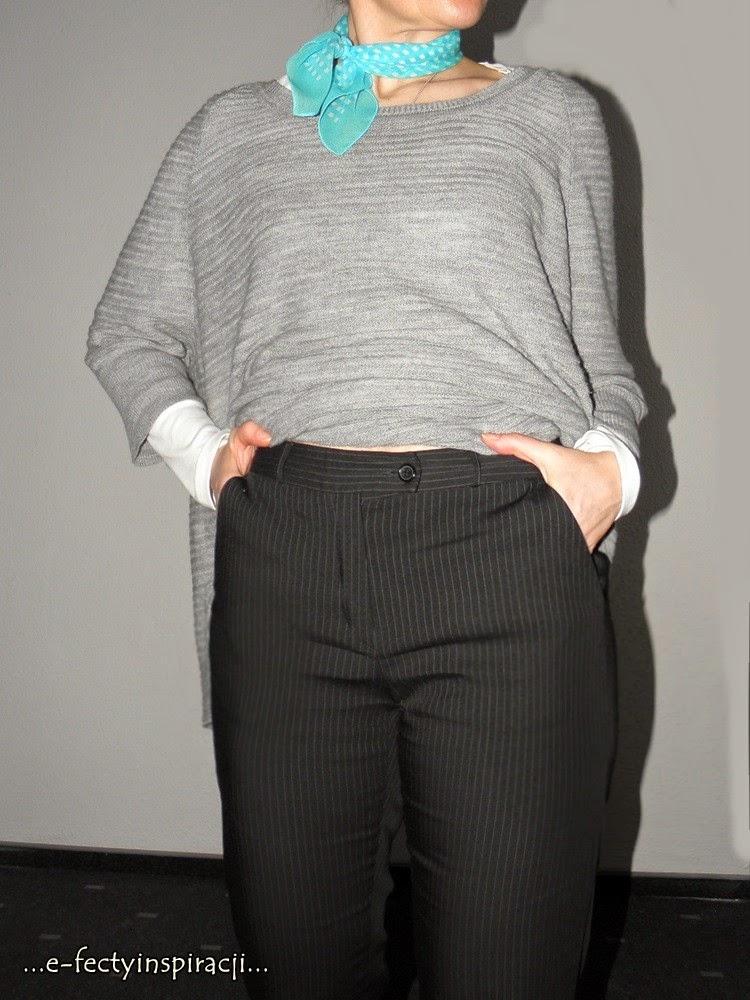 spodnie damskie jak uszyć