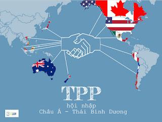 CẢNH GIÁC VỚI HOẠT ĐỘNG LỢI DỤNG TPP ĐỂ CHIA RẼ VIỆT NAM