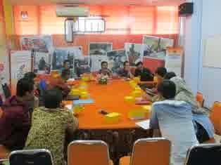 Diskusi Pilpres, KPU Jateng, PATTIRO, KAMMI Semarang, Dakwah Kampus, Jawa Tengah, pemilu presiden