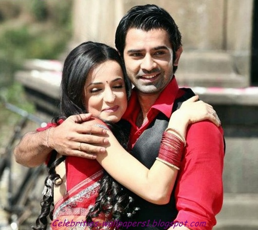 Arnav and Khushi Wallpapers http://celebrities-wallpapers1.blogspot.com/2012/09/arnav-khushi_7.html