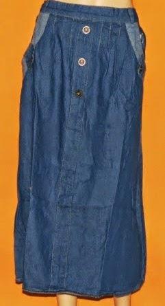 Rok Jeans Keren
