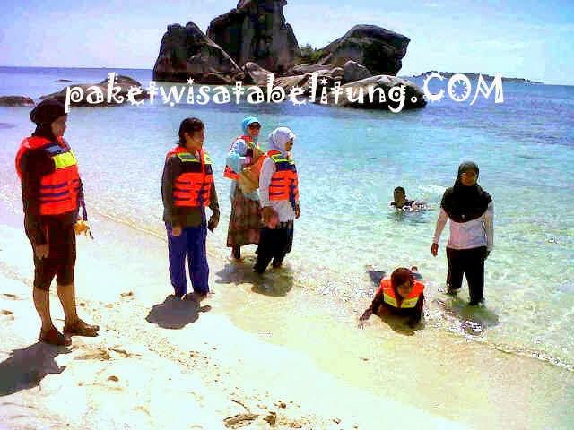 Paket Wisata Belitung 4 Hari 3 Malam Termurah dan Terbaik