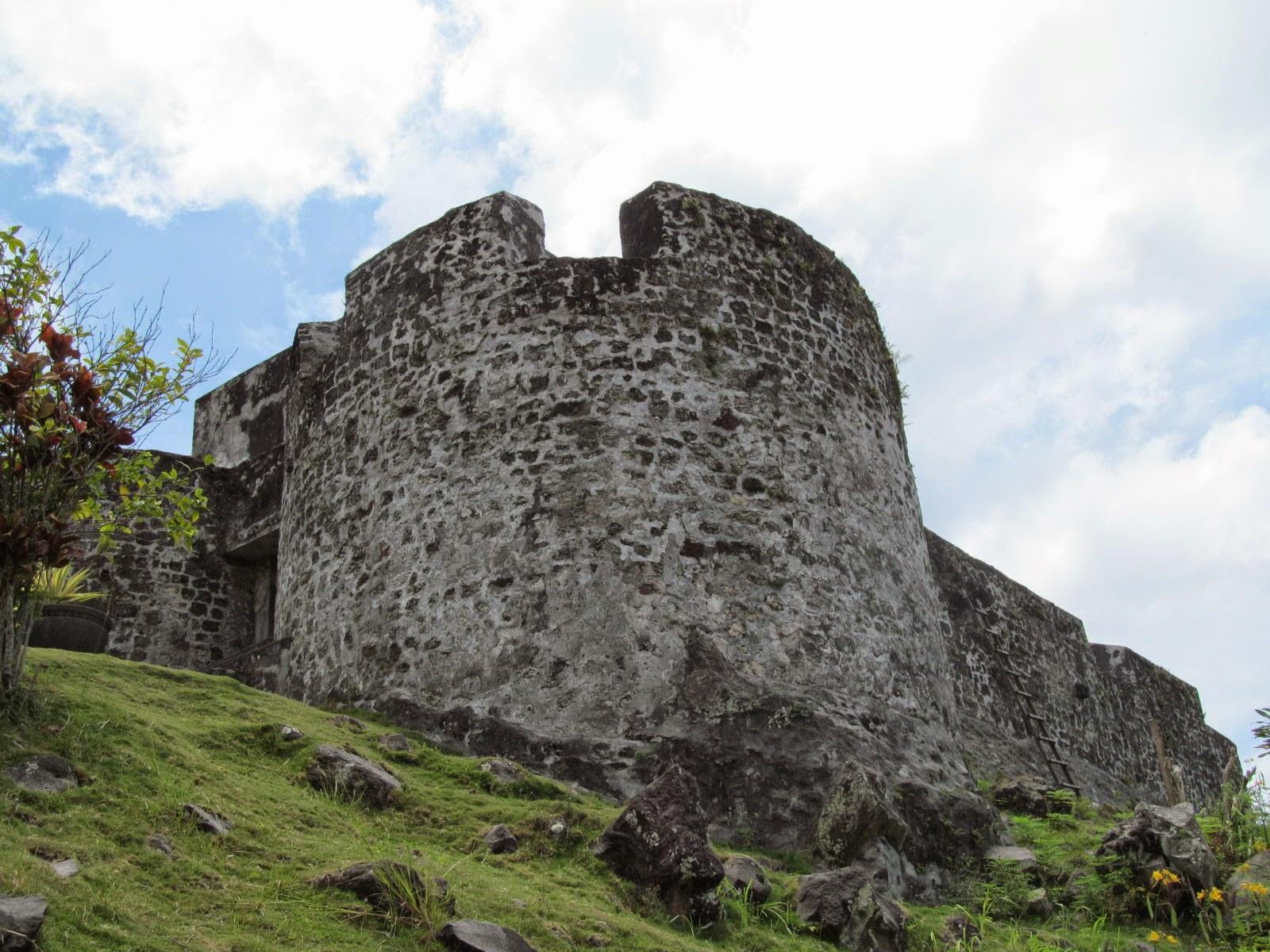 Ujung Aspal: Benteng Yang Ada Di Kota Ternate