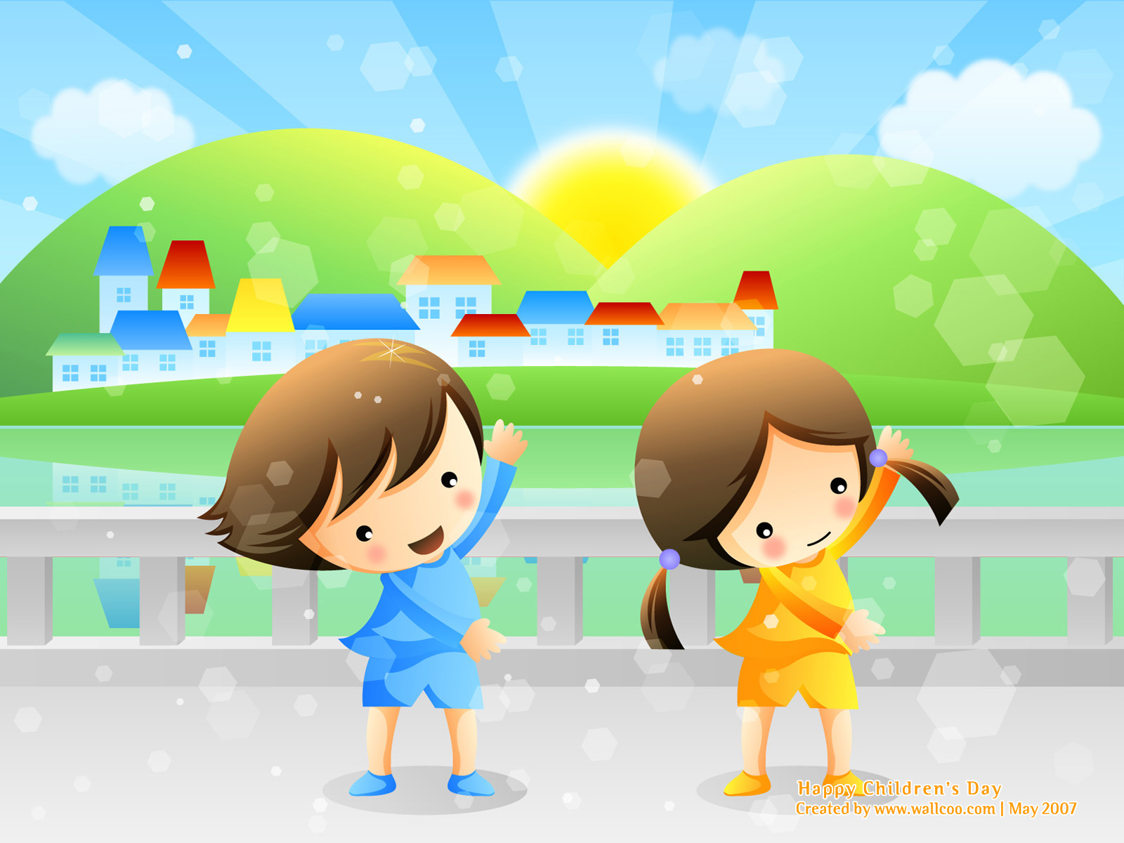 children 39 s day powerpoint backgrounds and wallpapers ppt