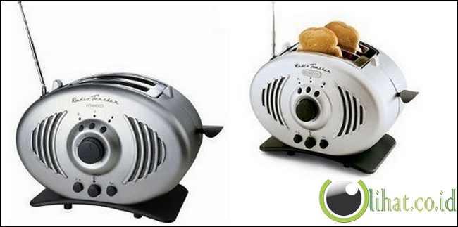 FM Radio dan toaster