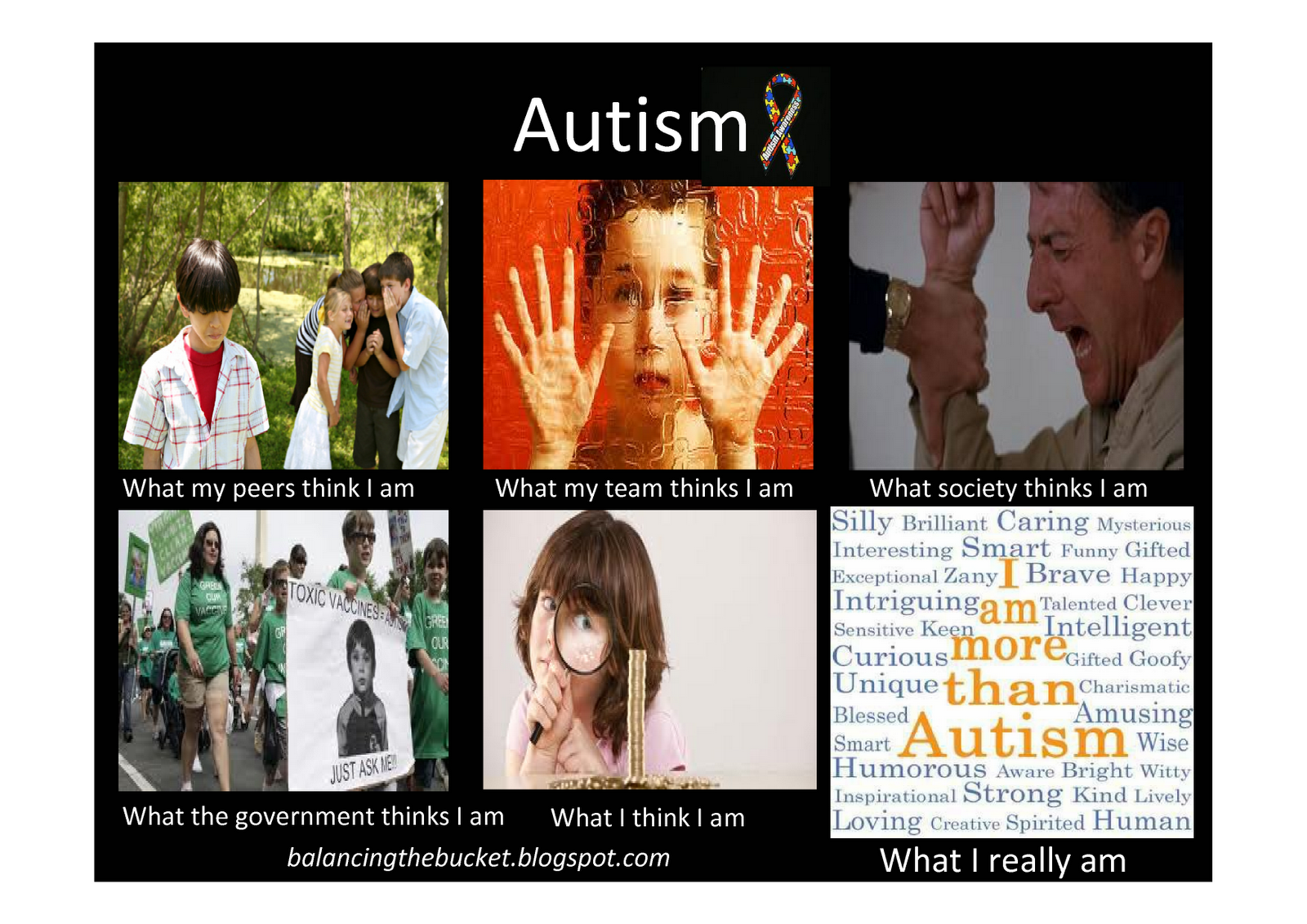 I Think My Friends Kid Is Autistic