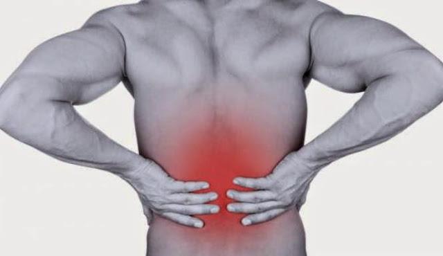 Obat Sakit Pinggang Ampuh Dari Bahan-Bahan Alami