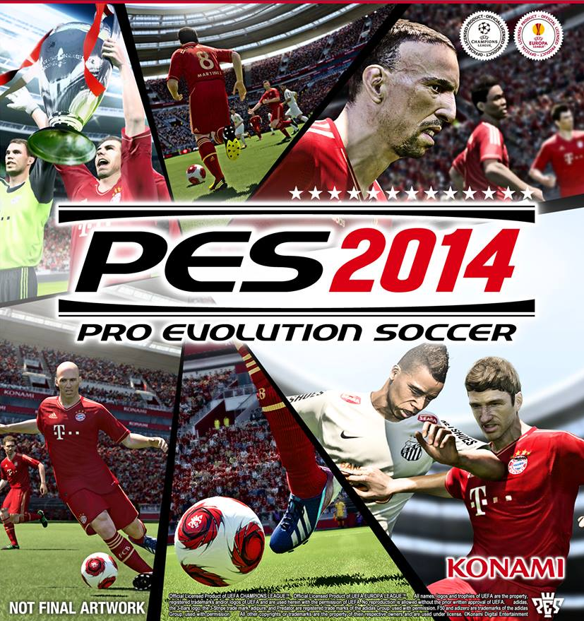 PES 2014 PC Game Download