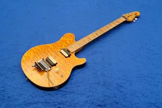 Ernie Ball Musicman  Guitar