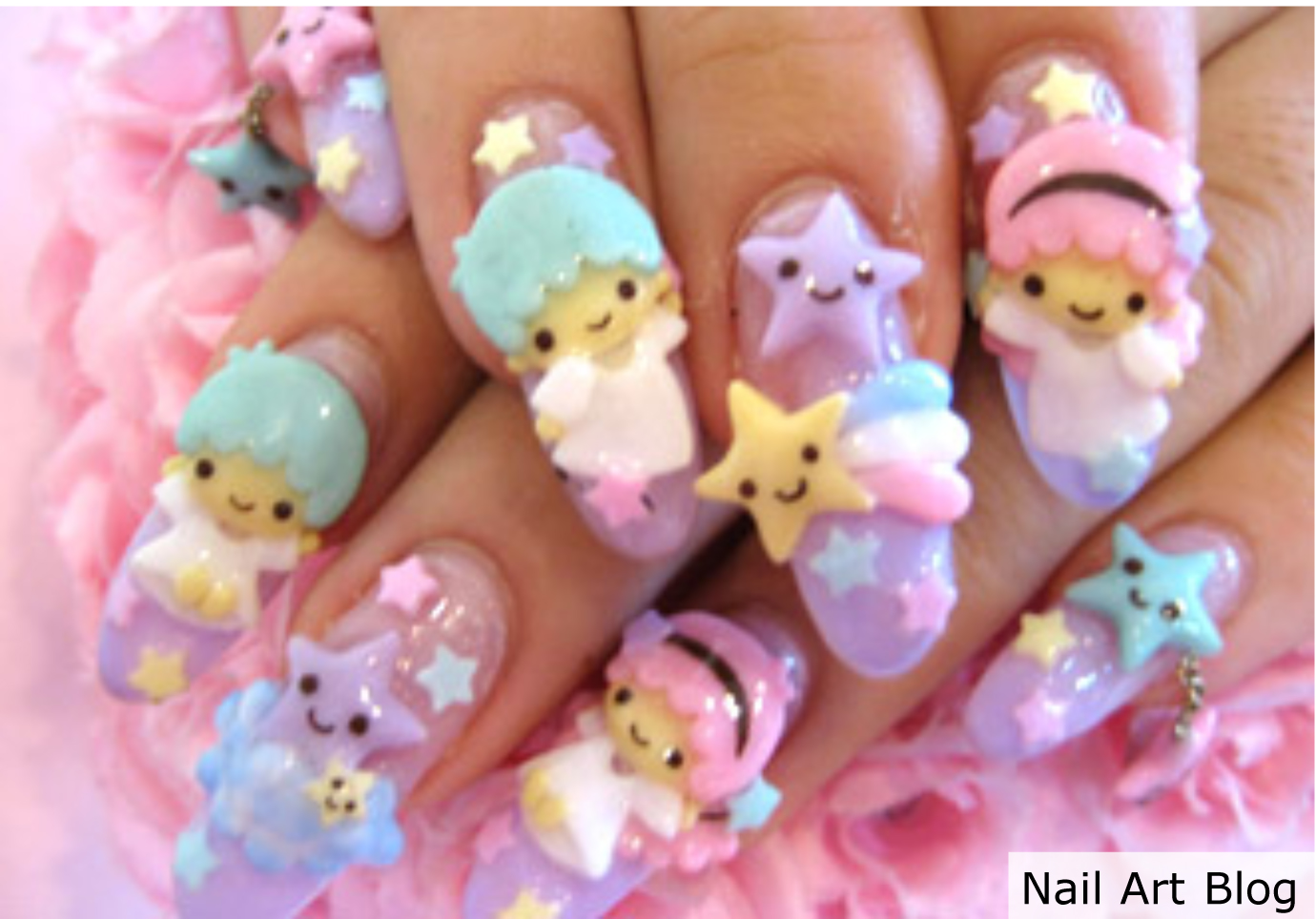 Nail Art Designs: Breathtaking Nail Art Designs