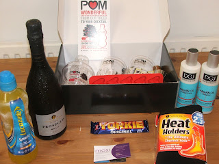Free Samples & Prize Haul 18.08.13
