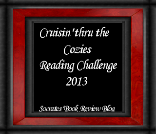Cruisin' thru the Cozies Challenge — Done!