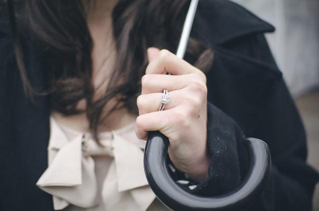 Princeton, engagement, photography, rainy