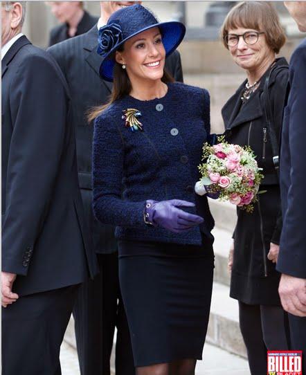 Célèbre Royals & Fashion: 350 ième anniversaire de la Cour Suprême à  DI21