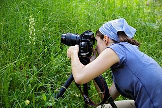 taller fotografía flora Cerdanya