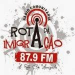 Rádio Rota da Imigração FM 87.9 de Criciuma