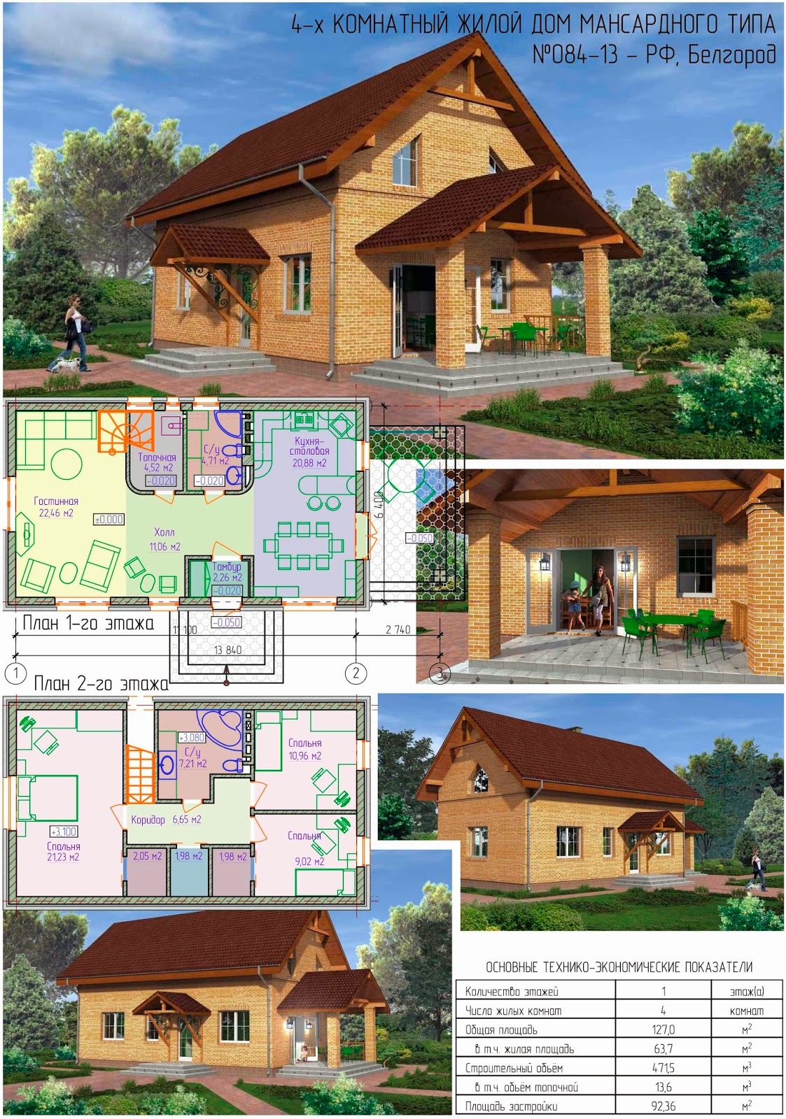 Проекты Одноэтажных Домов Бесплатно 10 12 Скачать
