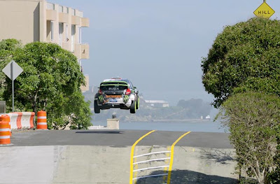 Vídeo: Ken Block gincanas San Francisco