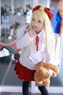 Minami Ke Chiaki cosplay by Tomoyo