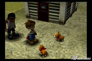 Suasana di Harvest Moon: A Wonderful Life