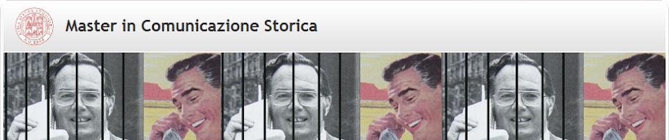 Blog del Master di Comunicazione Storica - Università di Bologna