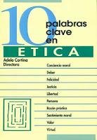 """""""10 palabras clave en ética"""" - Adela Cortina"""