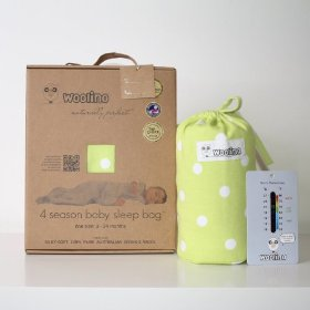 Woolino Giftable Packaging Sleep Sack Giveaway