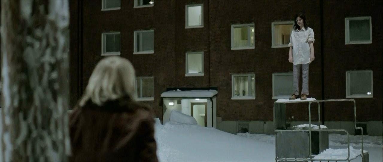 Låt den rätte komma in / Déjame entrar (2008) [720p.]