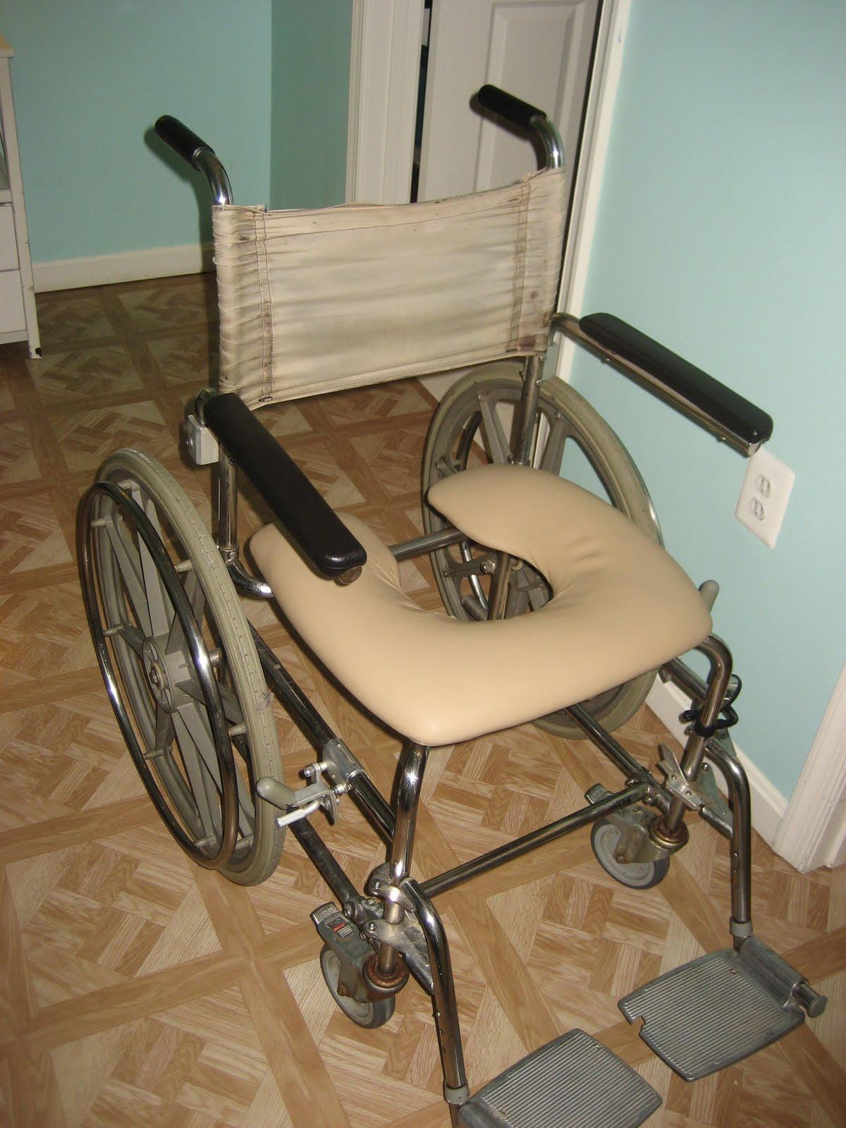 Love Like This Life: Shower Chair #FAIL