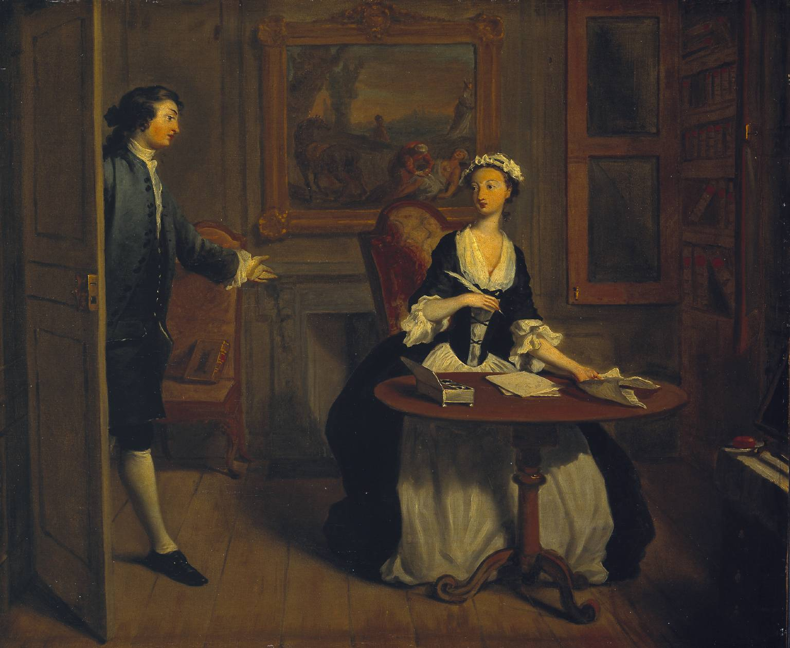 an analysis of the epistolary novel clarissa by samuel richardson Clarissa, or, the history of a young lady: an eighteenth-century epistolary novel by samuel richardson and one of the longest written in the english language.