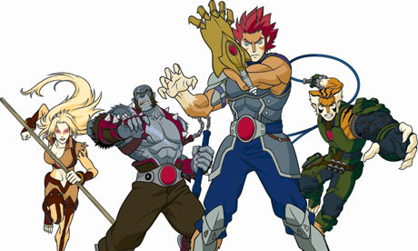 Thundercats Anime on Senshi  Thundercats Video Juego