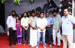 DHRUVA NATCHATHIRAM MOVIE LAUNCH 2.5.2013