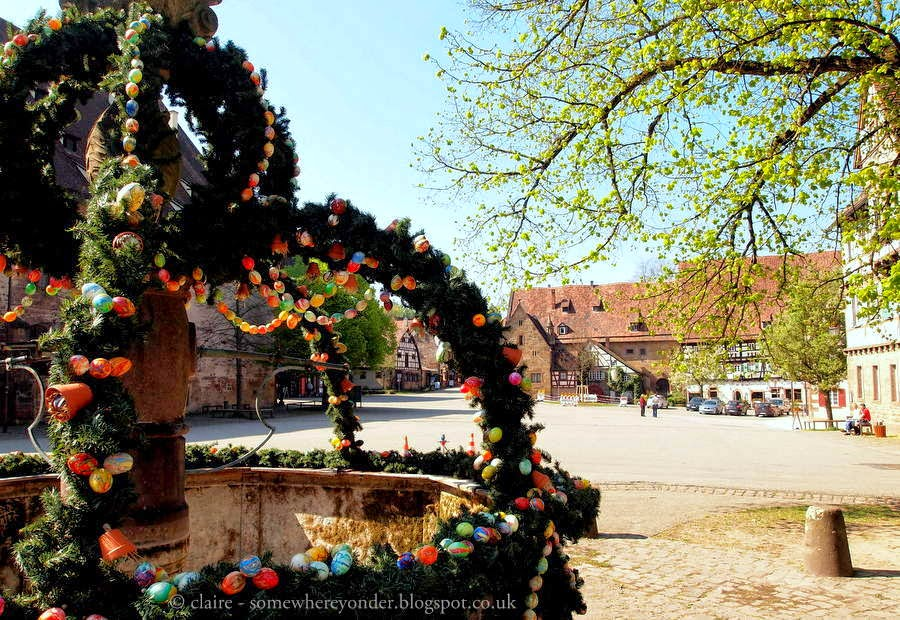 Easter decorations - Germany