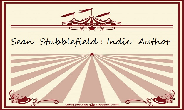 Sean Stubblefield: Indie Author