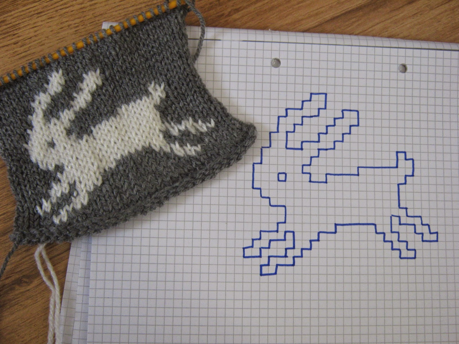 Design Your Own Knitting Chart Tutorial