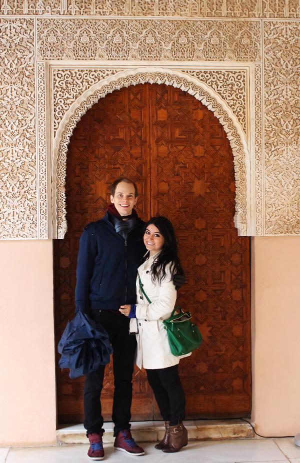 Alhambra i love ya the pretty crusades