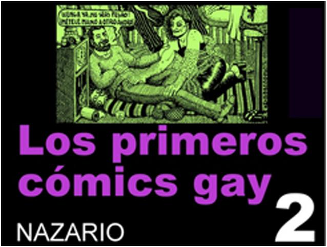 Los primeros cómics gay 2