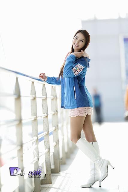 3 Ju Da Ha - KSF R1 2013 - very cute asian girl - girlcute4u.blogspot.com