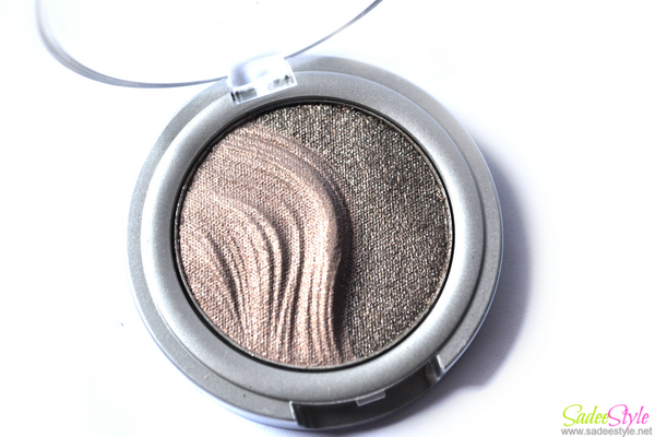 Essence 3D eyeshadow Irresistible Chocolate