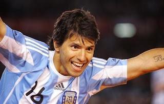 sergio aguero argentina,copa america argentina 2011