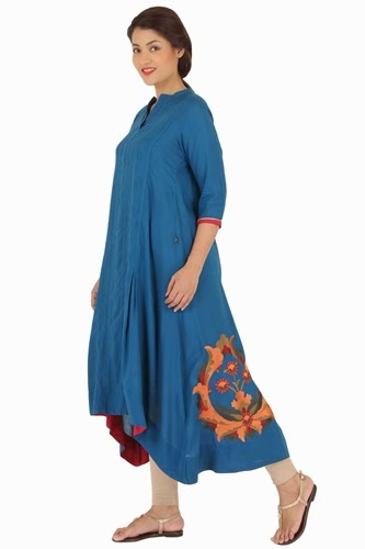 New Ladies Kurta Designs 2015-2016 Trend In India And Pakistan