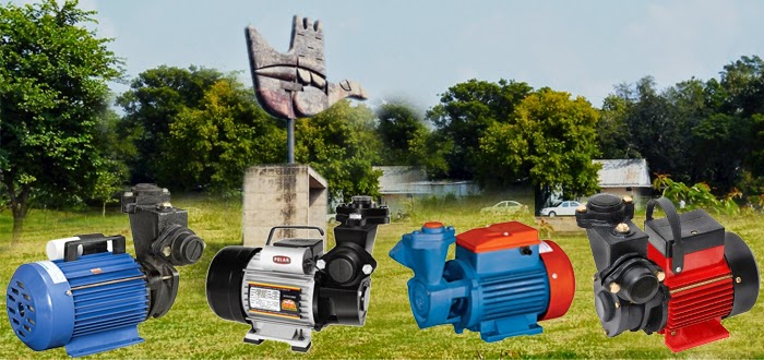 Premium Water Pumps Online in Chandigarh at Pumpkart.com
