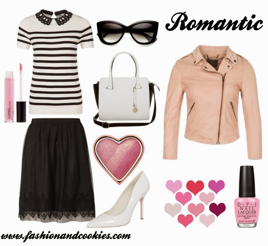 romantic mood fashion set, Fashion and Cookies, Zalando selection, fashion blogger