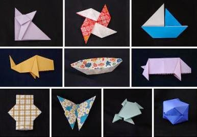 beginner origami
