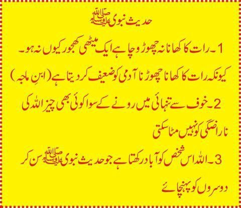 Aqwal Zareen Urdu Quotes