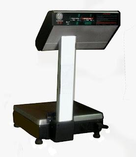 Фото электронные торговые весы