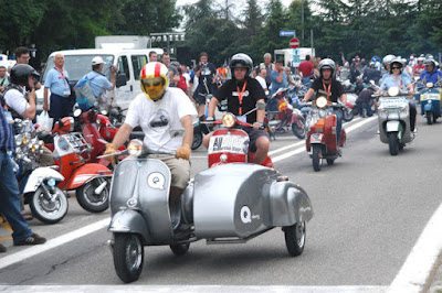 18 Million Vespa From Around the World Gathered in Croatia