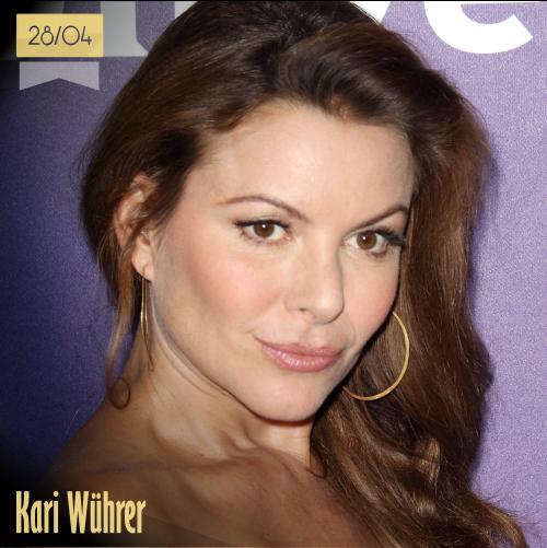 28 de abril | Kari Wührer - @MusicaHoyTop | Info + vídeos