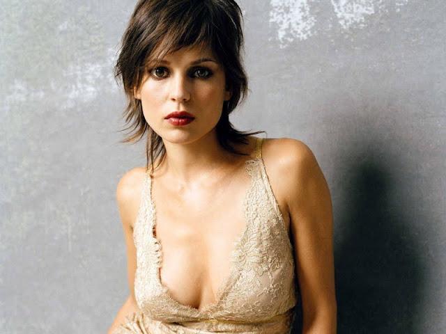 Actress Elena Anaya