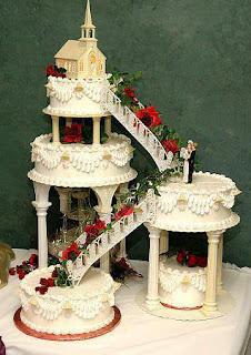 تورتة عيد ميلاد على شكل منزل